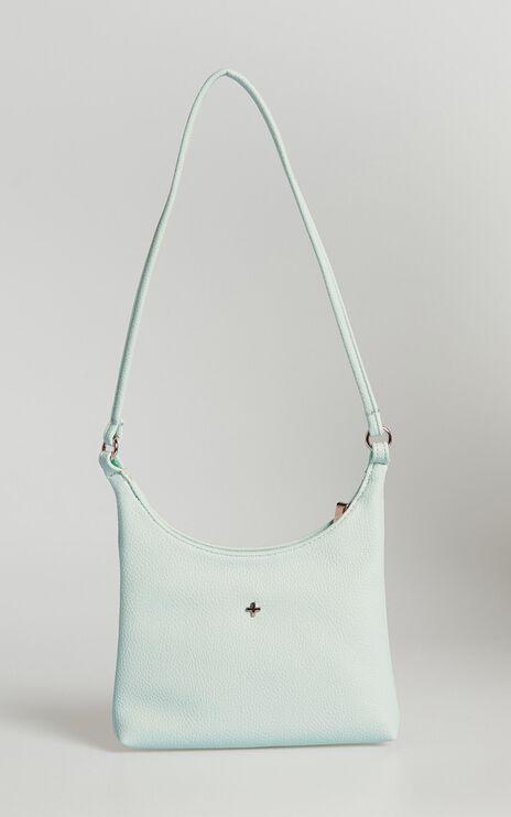 Peta and Jain - Padma Bag in Mint Pebble