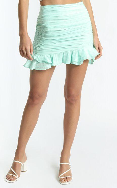 Bene Skirt in Mint