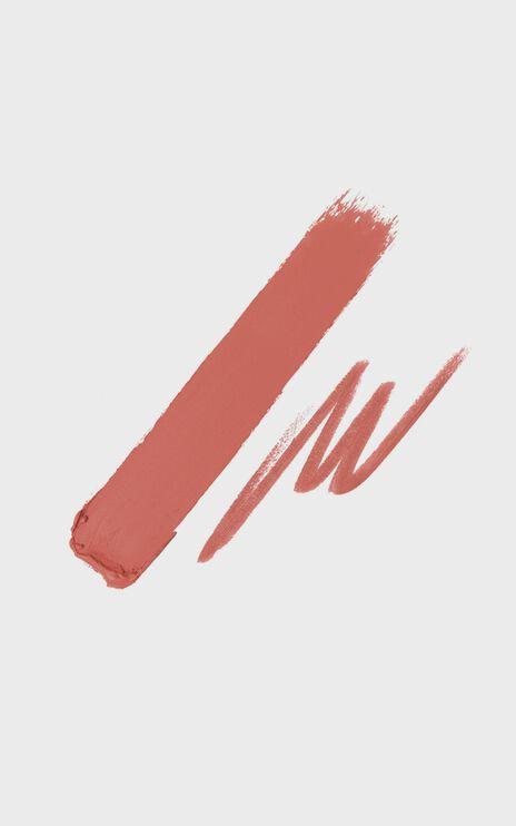 MCoBeauty - Duo Lipstick & Liner in Nude Rush