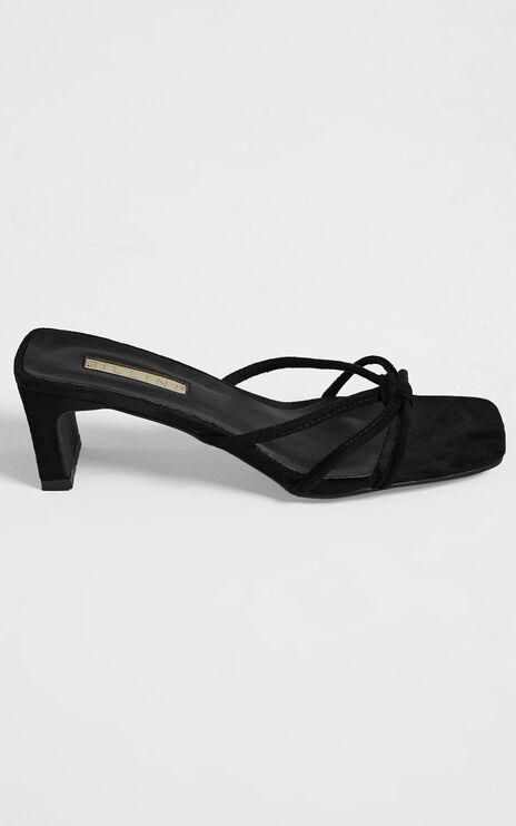 Billini - Grace Heels in Black