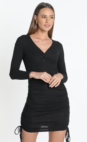 Naiya Dress in Black
