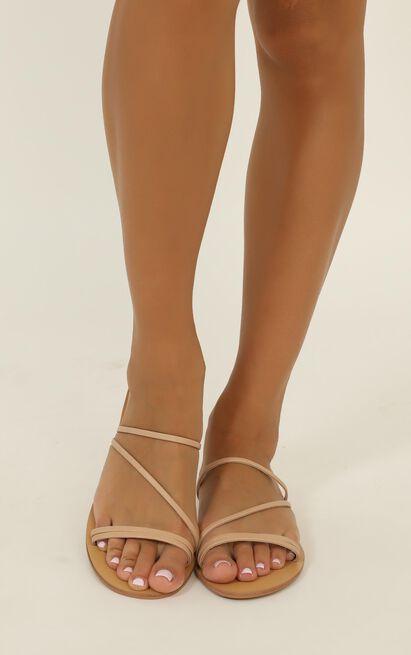 Billini - Carmelo Sandals in nude - 10, Beige, hi-res image number null