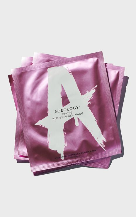 Aceology - Frose Infused Gel Face Mask (4 Pack)