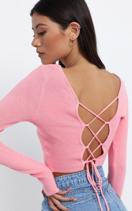 Resae Top in Pink