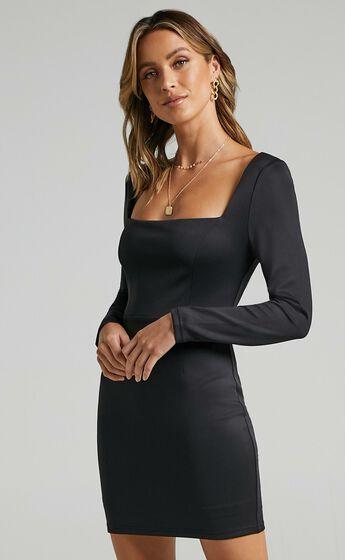 Hasina Dress in Black