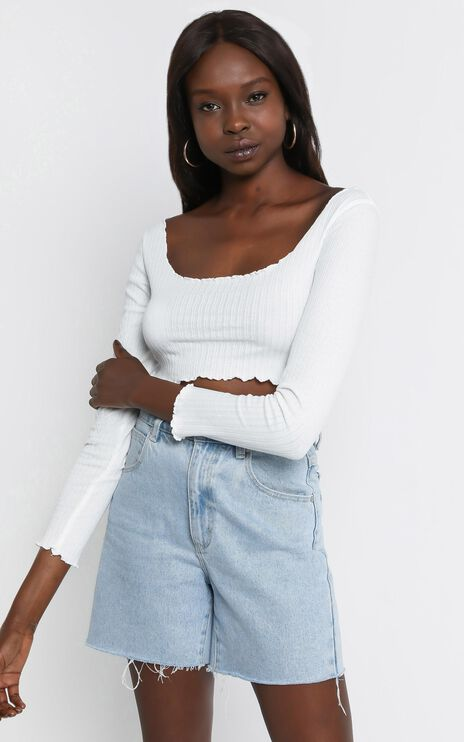 Alexis Top in White