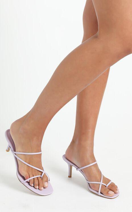 Billini - Jennah Heels in Lilac