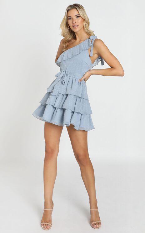 Darling I Am A Daydream Dress in Powder Blue