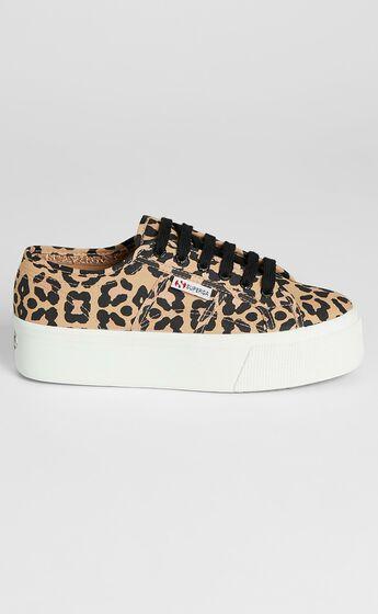 Superga - 2790 Print Sneakers in A4H Classic Leopard