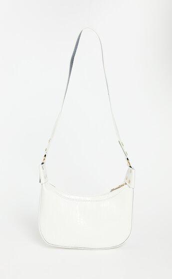 Sarai Bag in White