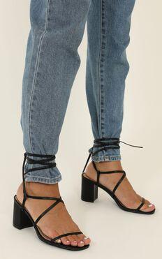 Billini - Yolanda Heels In Black