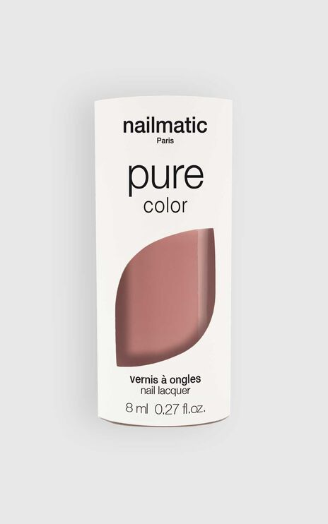 Nailmatic - Pure Color Imani Nail Polish in Pink Hazelnut