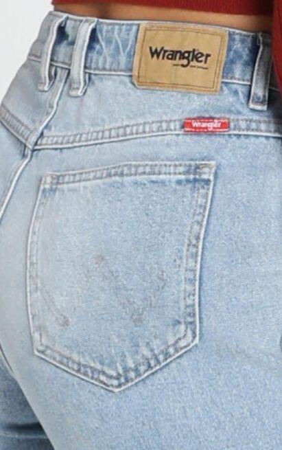 Wrangler - Drew Jean in lucille blue - 12 (L), Blue, hi-res image number null