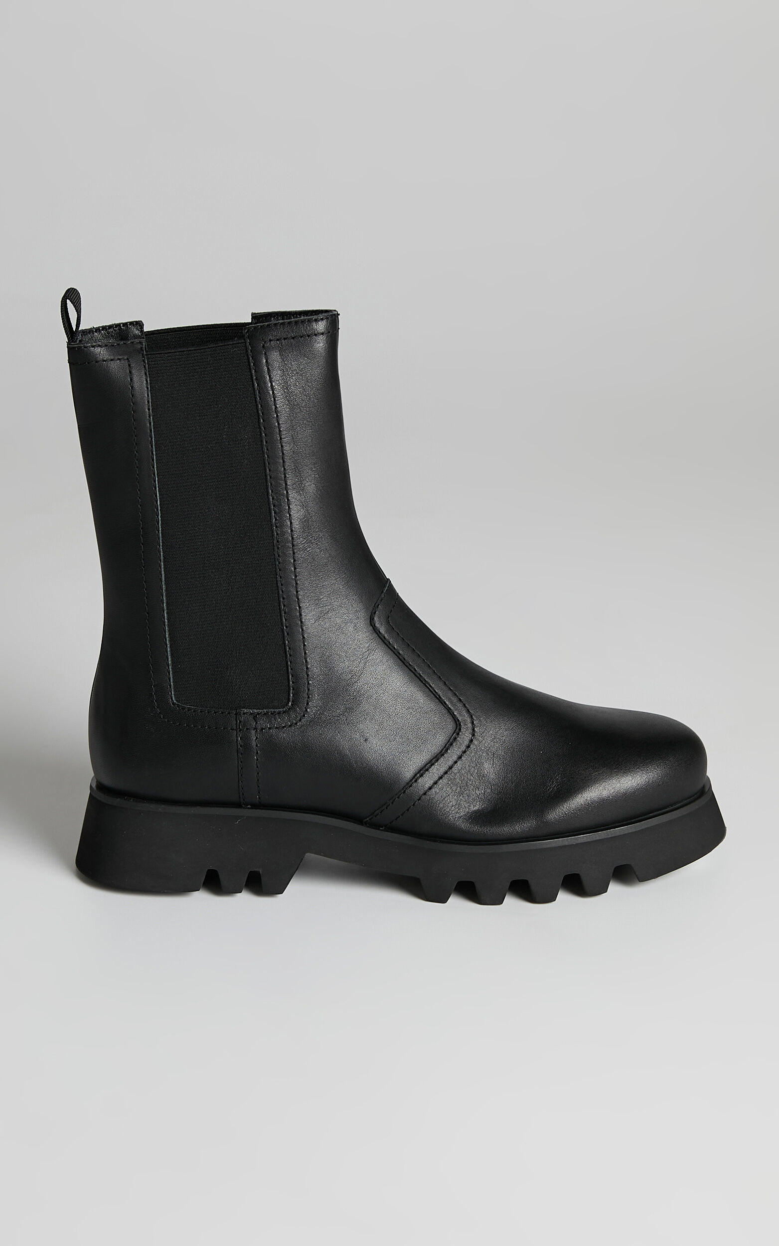 Tony Bianco - Izzy Boots in Black Como - 06, BLK1, super-hi-res image number null