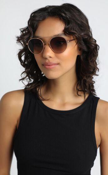 Oscar & Frank - Langkawi 2.0 Sunglasses in Rose Gold