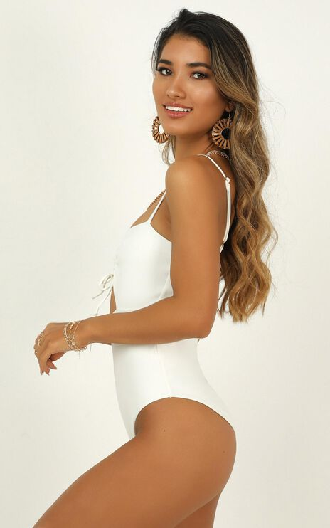 Eliana One Piece In Milk