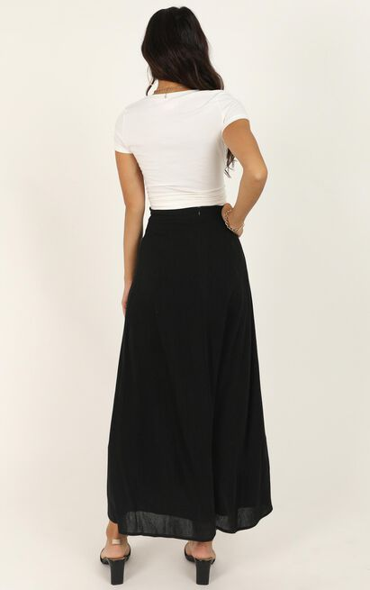 Westside Story skirt in black - 20 (XXXXL), Black, hi-res image number null