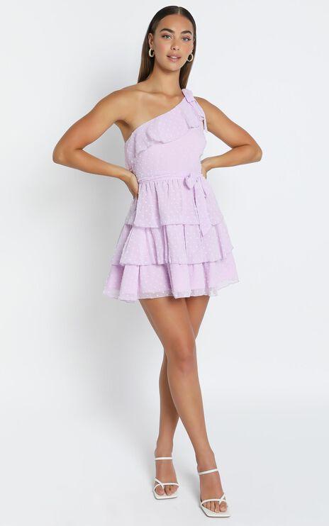 Darling I Am A Daydream Dress in Lilac