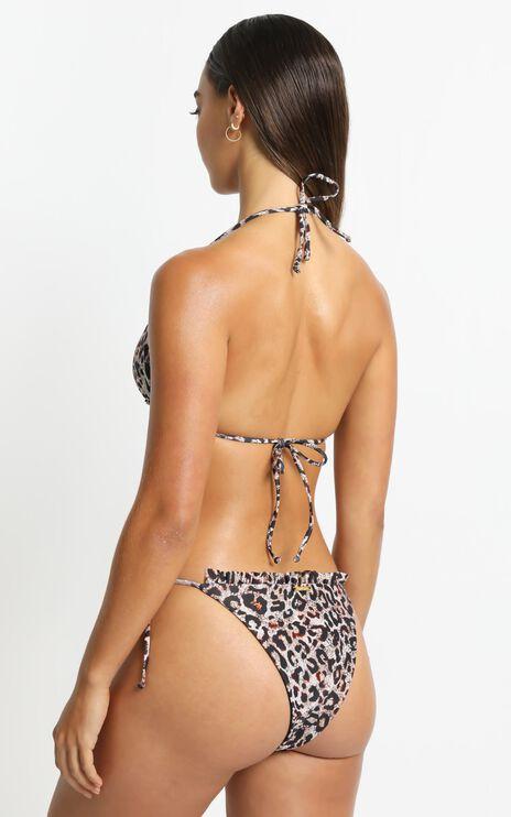 Moana Bikini Bottoms in Leopard