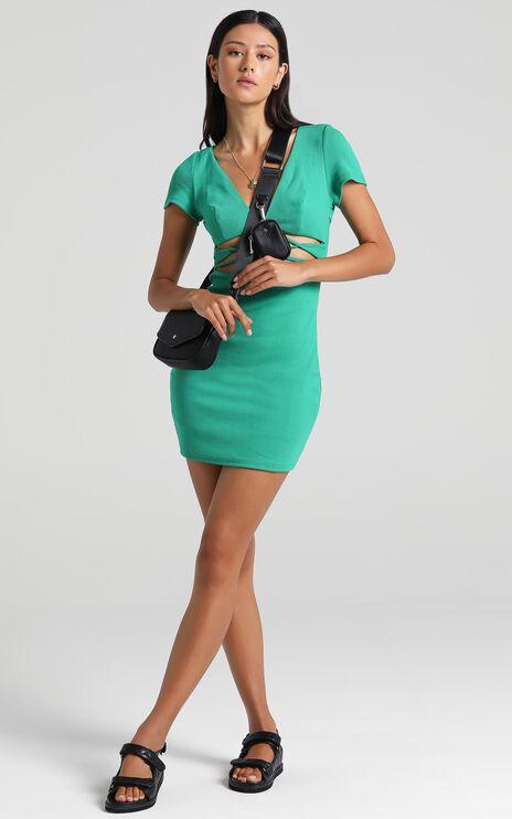 Klara Dress in Green