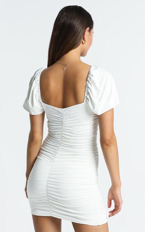 York Dress in White