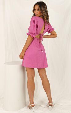 Park Run Dress In Pink