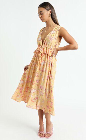Kadri Dress in Tuscan Spring