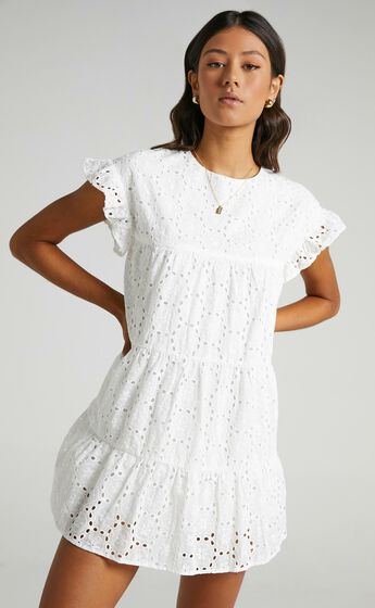 If I Want To Dress in White