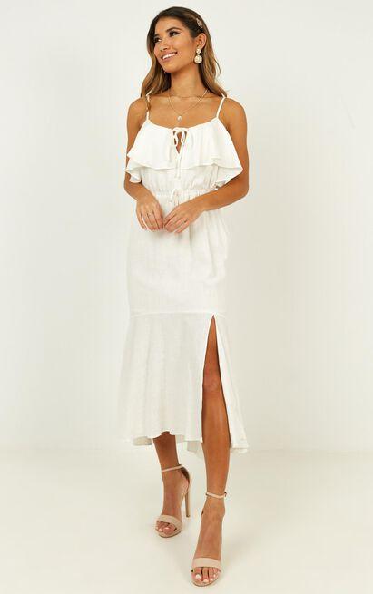 Inner Pride Dress in white - 20 (XXXXL), White, hi-res image number null