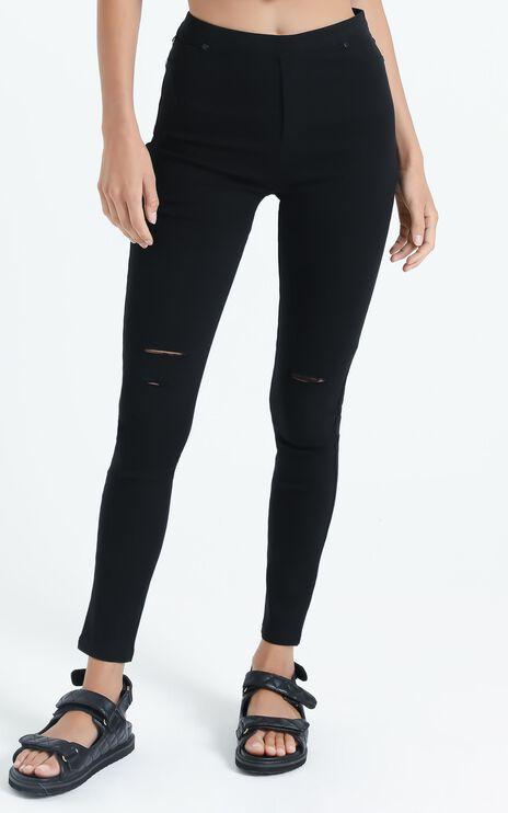 Cormac Jeans in Black