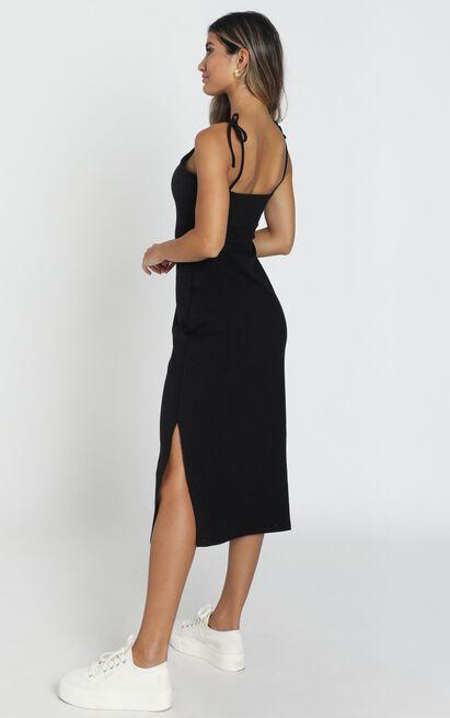 Wont Look Back Dress in black - 20 (XXXXL), Black, hi-res image number null