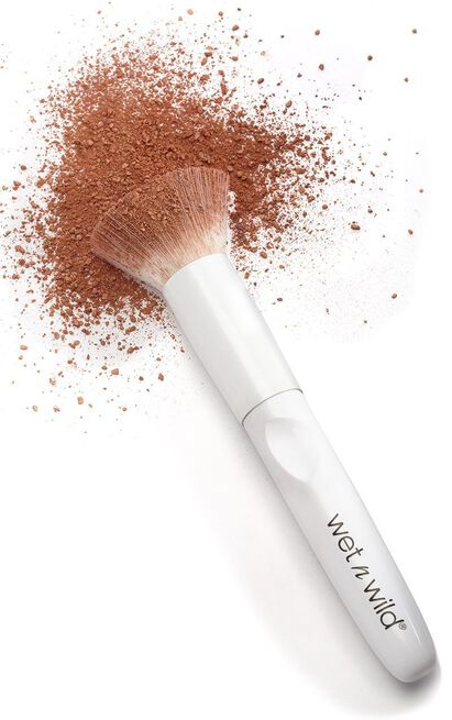 Wet N Wild - Flat Top Brush , White, hi-res image number null