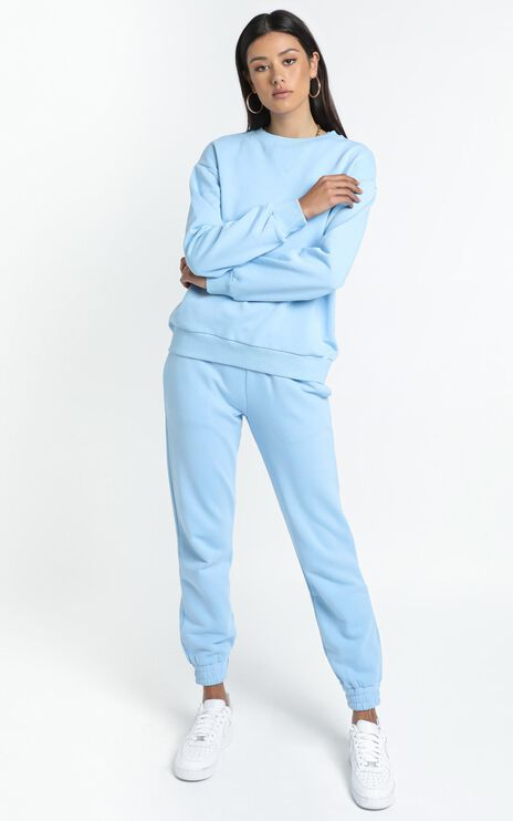Lauzerte Sweat Pant in Blue