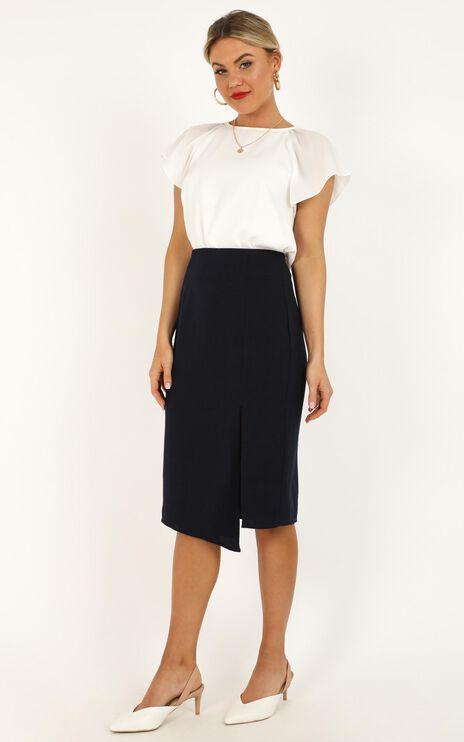 North Facing Skirt In Navy