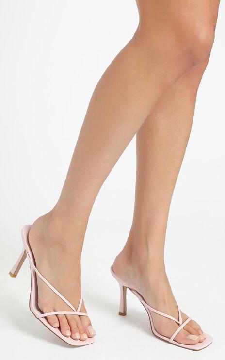 Billini - Giuliana Heels in Baby Pink