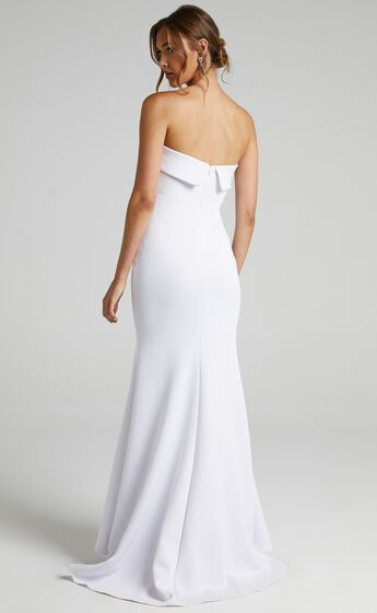 Love Me So Gown in White