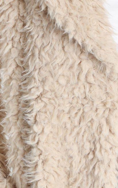 Rest My Case coat in beige - 20 (XXXXL), Beige, hi-res image number null