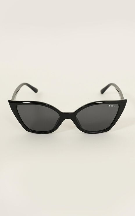 Roc - Gemini Sunglasses In Black