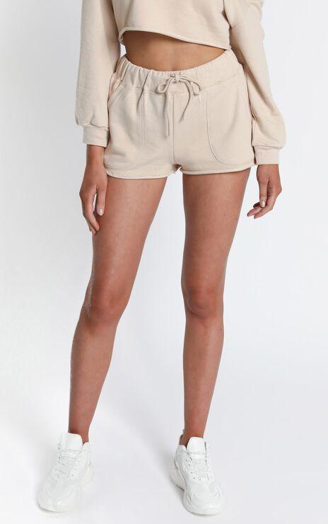 Cloud Nine Shorts In Nude