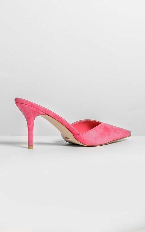 Billini - Maddox Heels In Fuchsia Micro