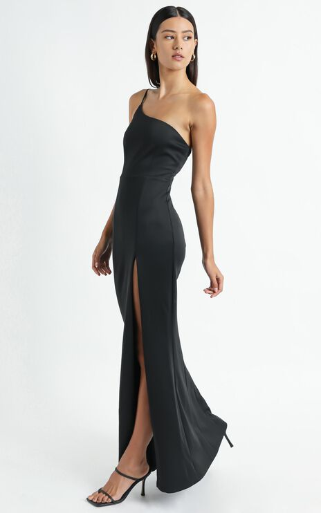 No Ones Fault Dress in Black