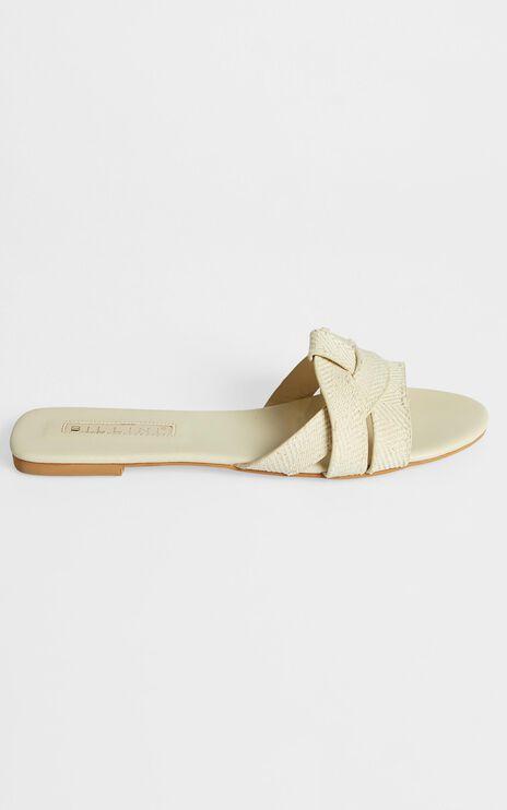 Billini - Peppa Sandals in Stone Woven