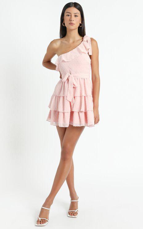 Darling I Am A Daydream Dress in Blush