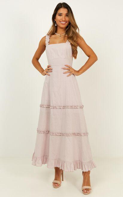 Coastal love dress in mauve - 20 (XXXXL), Blush, hi-res image number null