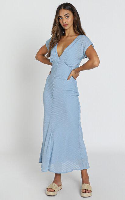 Cumbria Dress in blue - 8 (S), Blue, hi-res image number null