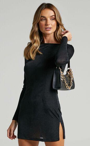 Lioness - Montana Mini Dress in Black