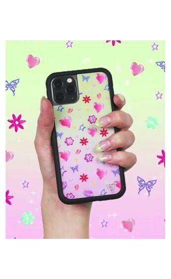 Wildflower - Iphone Case in Jewels