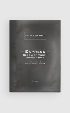 Edible Beauty - Bloom Of Youth Infusion Mask 1 Pack