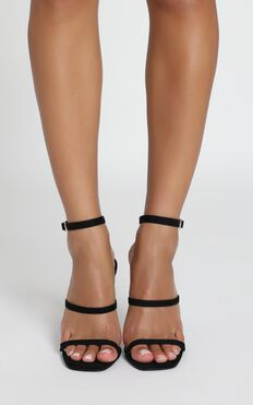 Billini - Frankie Heels In Black