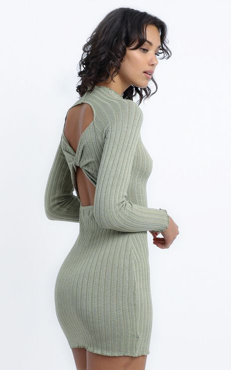 Jonah Dress in Khaki